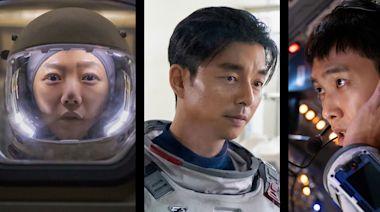 Netflix砸145億投資 孔劉扮太空隊長 全智賢變身女戰士