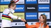 Van Vleuten: I've never averaged power numbers as high as today