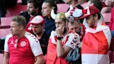 Fans at stadium describe 'stunned silence' after Christian Eriksen collapse
