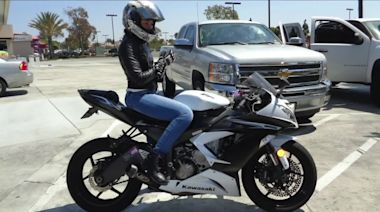 Contact7 Gives: Colorado health care worker found motorcycle and car stolen as she left for work