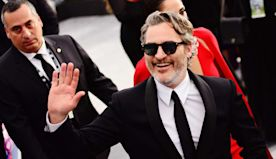 Joaquin Phoenix Pays Tribute to Heath Ledger After Winning 2020 SAG Award for 'Joker'