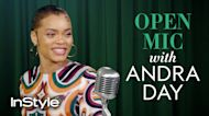 InStyle June Cover Break: Andra Day