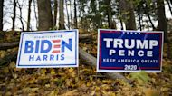 Nearly a year after the 2020 election, what areas do Biden and Trump voters agree on?