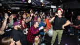 Pauly Shore's band rocks Sand Dollar Lounge
