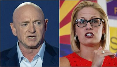Sinema, Kelly ask Biden for feds to pay for deployment of Arizona National Guard at border