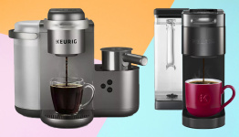 I can't live without my Keurig smart coffee maker — and it's on sale right now at Kohl's!