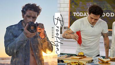 因爲一個普通的三明治, Brooklyn Beckham 被恥笑為「最不成材的星二代」 ‧ A Day Magazine