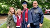Teen graduates from college before graduating from high school