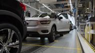 Volvo eyes $23 bln value in share sale