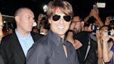 Tom Cruise takes up darts