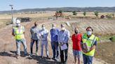 Comienza la construcción de la depuradora de Almodóvar