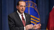 HHS Secretary Alex Azar Resigns After Capitol Riots