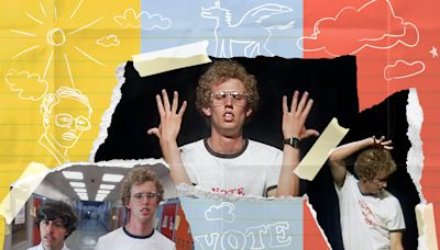 'Napoleon Dynamite' star Jon Heder reveals his iconic dance scene was almost set to a Michael Jackson song and other behind-the-scenes secrets