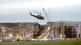 Pennsylvania man recalls terrifying moments after plane crashed into the Pentagon
