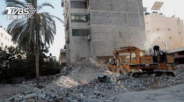快訊/以巴停火破局? 哈瑪斯稱以色列空襲加薩│TVBS新聞網
