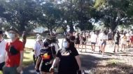 Arrests at Australia Day Protest Held in Spite of Public Health Orders