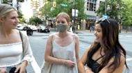 Vancouver residents hand out water during record breaking heat wave