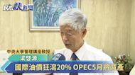 國際油價狂瀉20% OPEC5月將減產