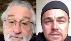 DeNiro and DiCaprio offer a walk-on role for a donation to help feed others | 98.7 The River