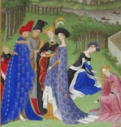 1400–1500 in European fashion
