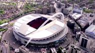 Wembley can host 60,000 for Euro semis and final
