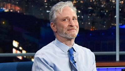 Jon Stewart Dives Into Current Events Once More in 'The Problem With Jon Stewart': Watch