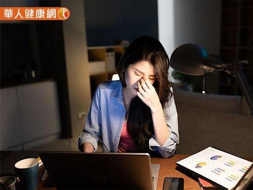 壓力大心悸又胸悶?專家揭15招日常飲食、動作舒緩法,擺脫自律神經失調