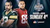 How to Watch 49ers vs. Packers on Sunday Night Football