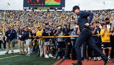 Michigan football acknowledges College Football Playoff chances ahead of MSU showdown