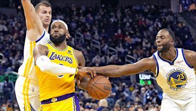 NBA今開打 籃網、湖人討顏面