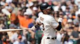Kris Bryant is out of the starting lineup for the Giants on Saturday