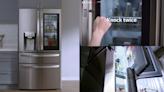 不用開冰箱就看得見!韓家電品牌推出人性化設計「門中門」,還附贈完美冰球製造機