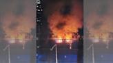 緊鄰台北101、捷運站 北市信義區社會住宅凌晨突竄大火
