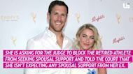 Julianne Hough Says 2021 Is 'Definitely Looking Up' After Divorce Filing