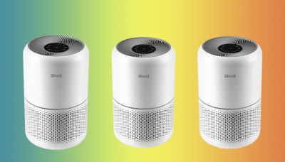 Shoppers say this No. 1 best-selling air purifier 'removes dust from the air' before your very eyes — and it's back on sale