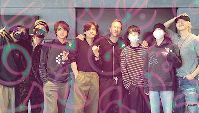 Coldplay攜手BTS推合作曲 錄音片段聽出耳油
