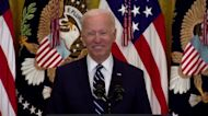 'My plan is to run for re-election' -Biden
