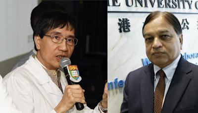 袁國勇、裴偉士獲頒「未來科學大獎」生命科學獎 表揚發現沙士病源 | 立場報道 | 立場新聞