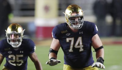 Prospect for the Pack: Notre Dame OT Liam Eichenberg