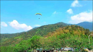 飛行傘迫降 九族園方促玩家自律