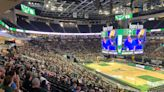 'Feel us in spirit': Bucks fans pack into Fiserv Forum for NBA Finals Game 5 watch party