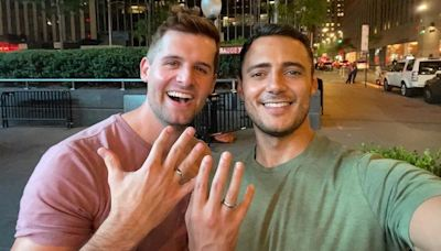 Houston News Anchor Shares He's Gay & Marrying a Weatherman on Social
