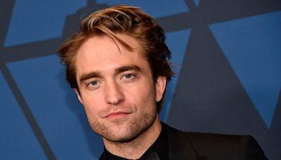 Robert Pattinson will follow The Batman by producing movies for Warner Bros.