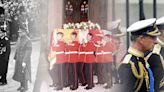 The pictures that show why Prince Philip's will be a royal funeral like no other