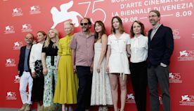 Chloe Grace Moretz Photos Photos: 'Suspiria' Photocall - 75th Venice Film Festival