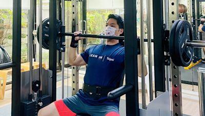 兼顧防疫與身心平衡 立委戴口罩運動訓練 | 政治 | 新頭殼 Newtalk