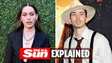 Are You stars Victoria Pedretti and Dylan Arnold dating?