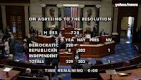 House votes 229-202 to hold Bannon in contempt