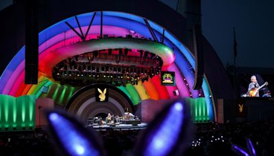 Why the biggest star of the Hollywood Bowl 2021 lineup is the COVID-19 vaccine