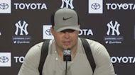 Yankees vs Indians: Luke Voit on Aaron Civale, 11-3 loss | Yankees Post Game